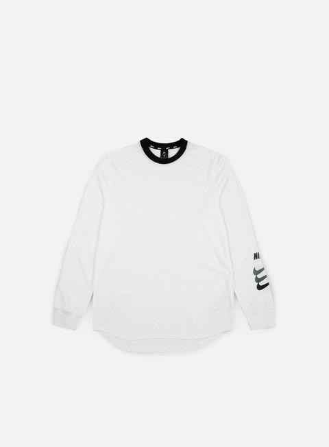 Sale Outlet Long Sleeve T-shirts Nike SB Dry Top GFX LS T-shirt