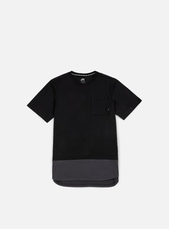 Nike SB - Dry Top T-shirt, Black/Anthracite