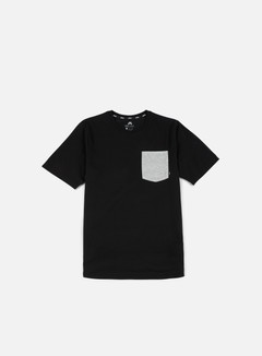 Nike SB - Dry Top T-shirt, Black/Dark Grey Heather