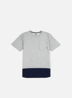 Nike SB - Dry Top T-shirt, Dark Grey Heather/Obsidian 1