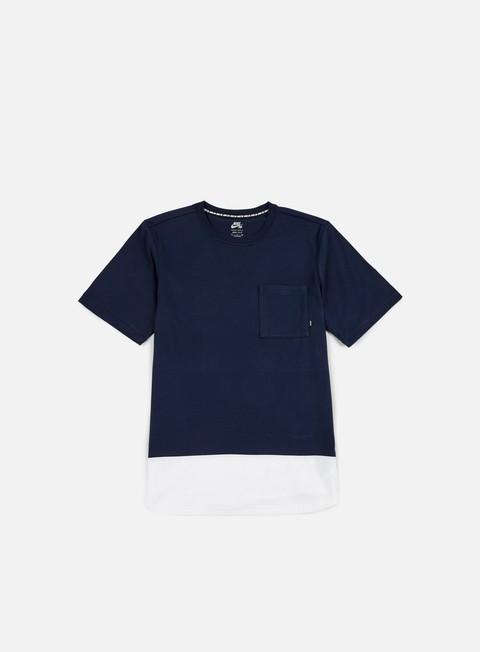 t shirt nike sb dry top t shirt obsidian white