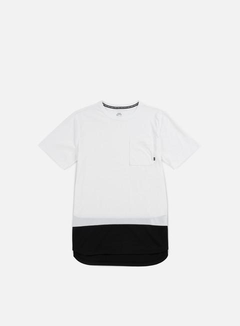 Outlet e Saldi T-shirt a Manica Corta Nike SB Dry Top T-shirt