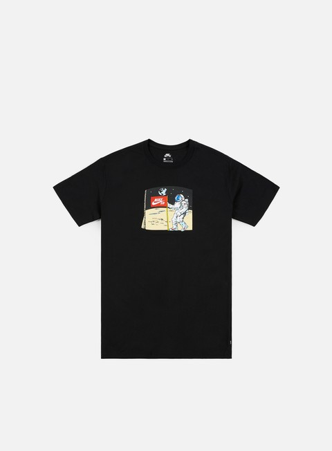 Short Sleeve T-shirts Nike SB Fake Landing T-shirt