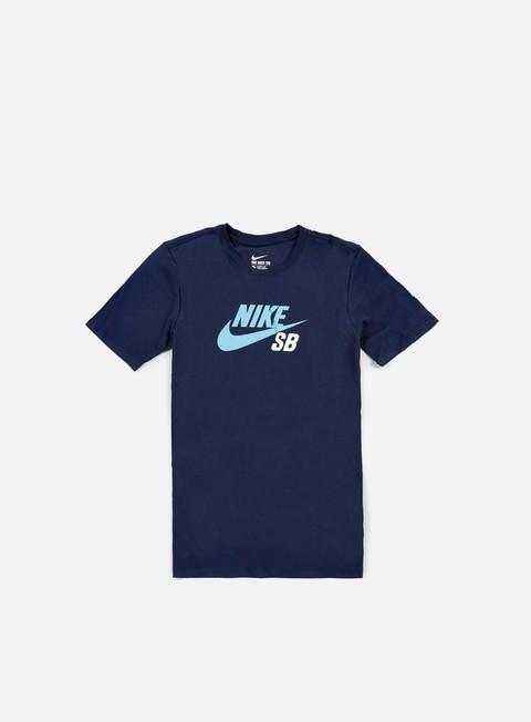 t shirt nike sb icon logo t shirt obsidian omega blue