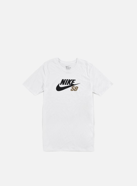 t shirt nike sb icon logo t shirt white khaki