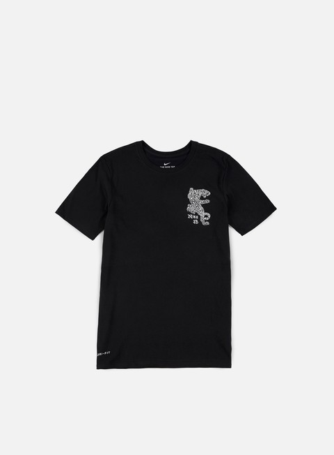t shirt nike sb jaguar dry t shirt black white