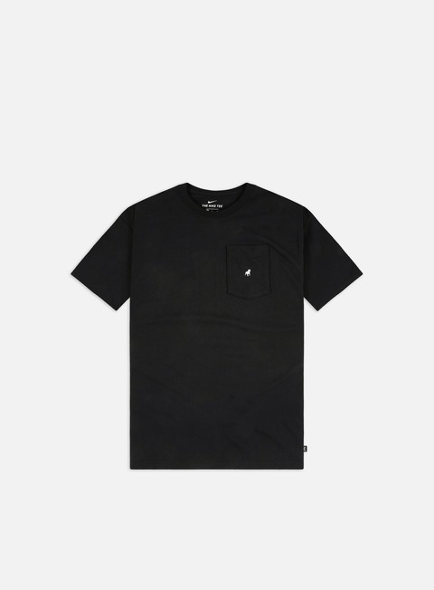 Short Sleeve T-shirts Nike SB KB ISO Pocket T-shirt