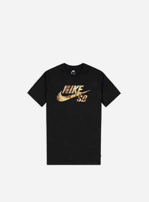 Short Sleeve T-shirts Nike SB Logo 2 T-shirt