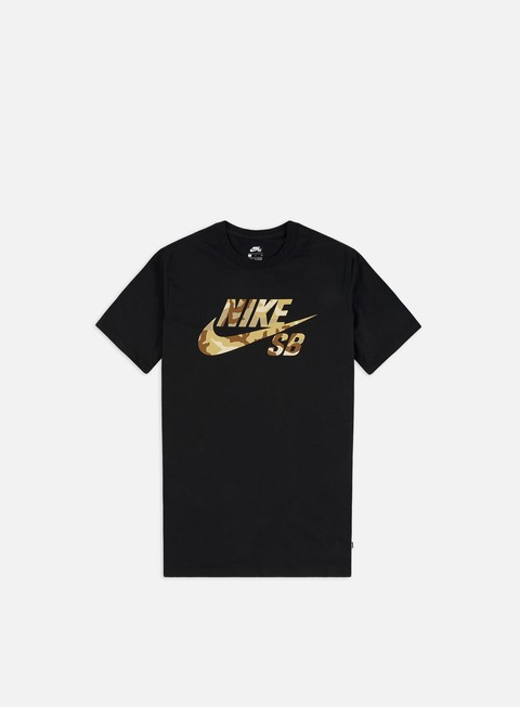 T-shirt a Manica Corta Nike SB Logo 2 T-shirt