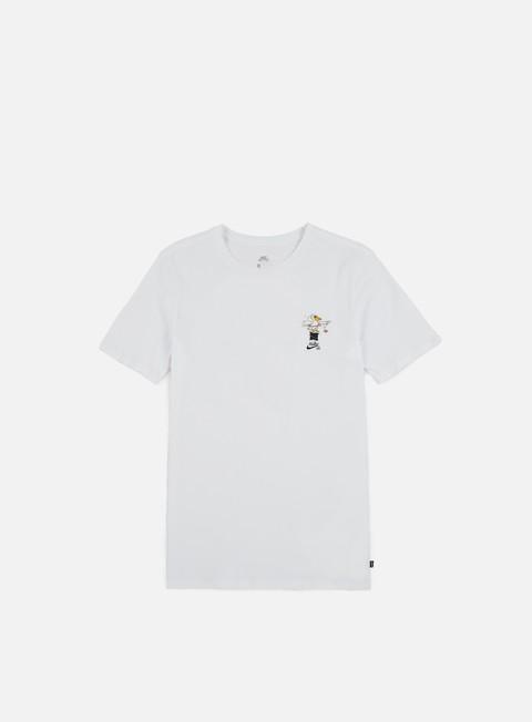 t shirt nike sb pelican t shirt white multicolour