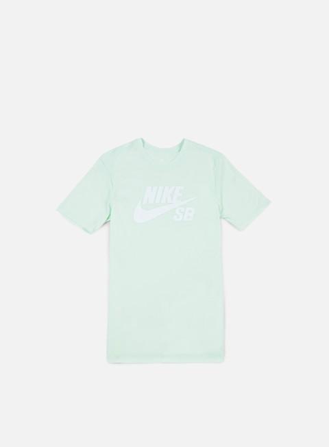 t shirt nike sb sb logo t shirt barely green white
