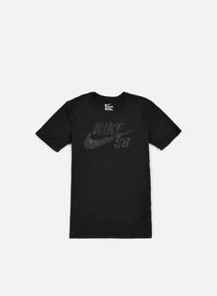 Nike SB - SB Logo T-shirt, Black/Black