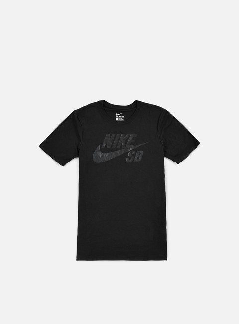 t shirt nike sb sb logo t shirt black black