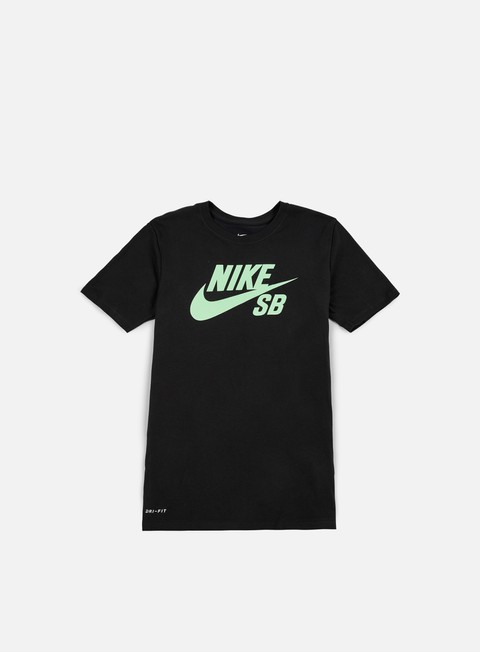 t shirt nike sb sb logo t shirt black fresh mint