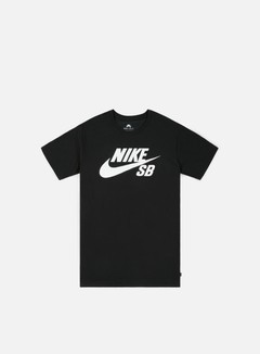 Nike SB - SB Logo T-shirt, Black/White