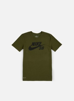 Nike SB - SB Logo T-shirt, Legion Green/Black