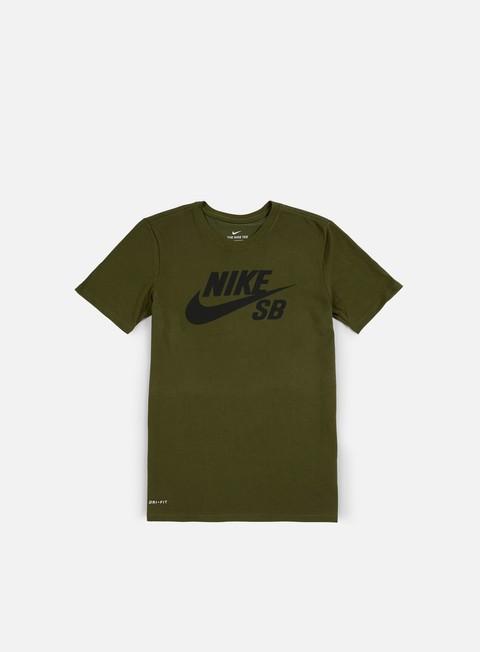 t shirt nike sb sb logo t shirt legion green black