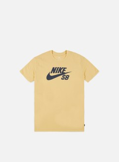 Nike SB - SB Logo T-shirt, Lemon Wash/Thunder Blue