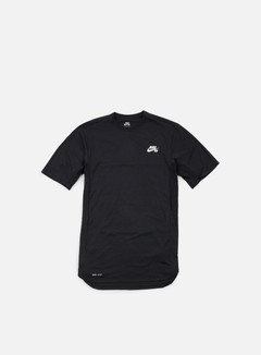 Nike SB - SB Skyline Dri-fit Cool GFX T-shirt, Black/White 1