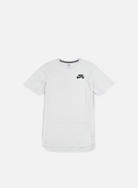 Outlet e Saldi T-shirt a Manica Corta Nike SB Skyline Cool T-shirt