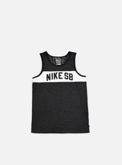 Nike SB - Tiger Tank, Black/White 1