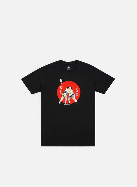 Short Sleeve T-shirts Nike SB Wrestler T-shirt
