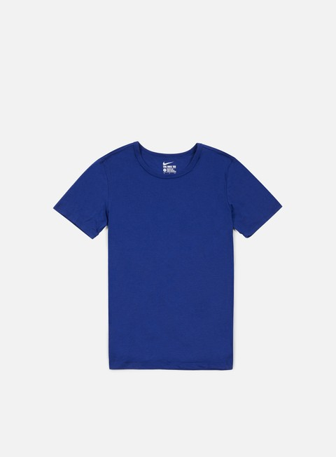 Short Sleeve T-shirts Nike Solid Futura T-shirt