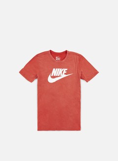 Nike - Solstice Futura T-shirt, Light Crimson/White 1