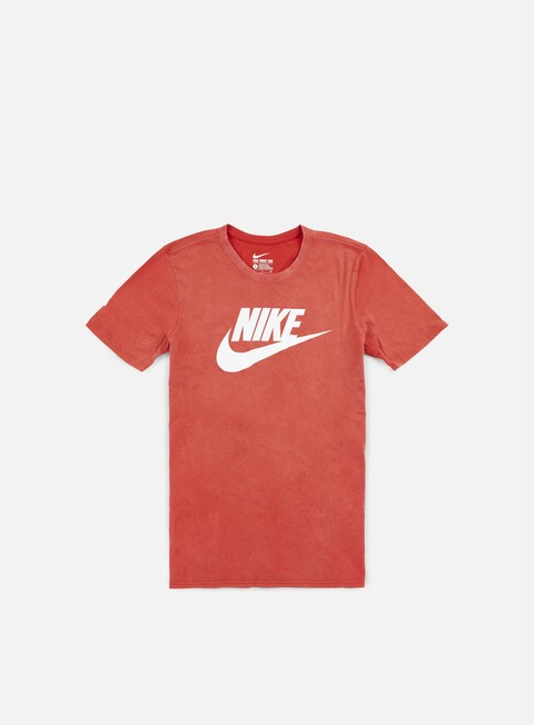 T-shirt Logo Nike Solstice Futura T-shirt