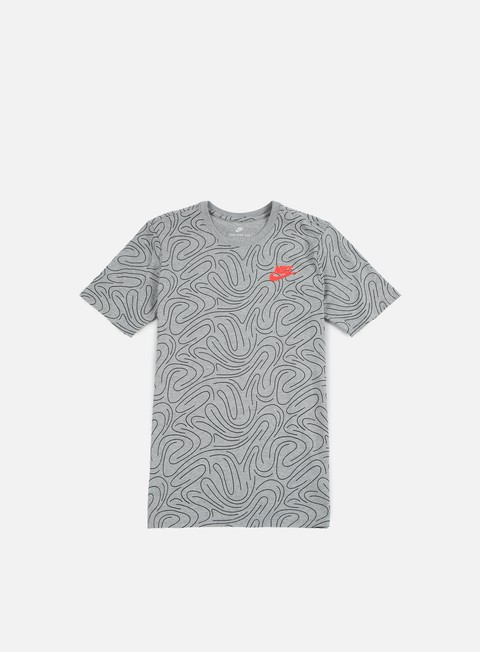 All Over Print T-shirts Nike Swoosh Plus T-shirt