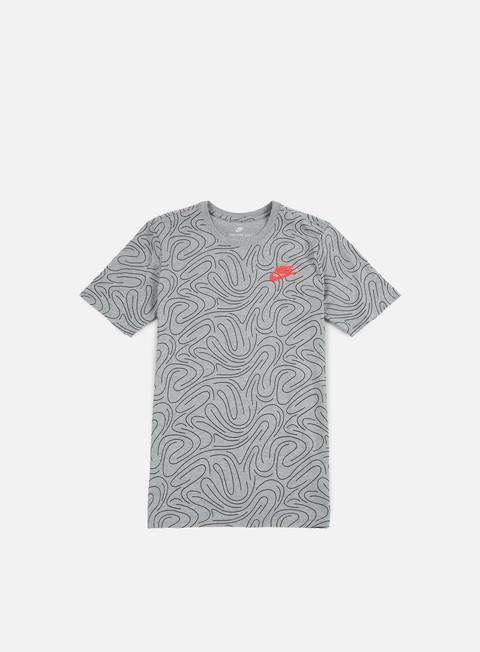 Outlet e Saldi T-shirt a Manica Corta Nike Swoosh Plus T-shirt