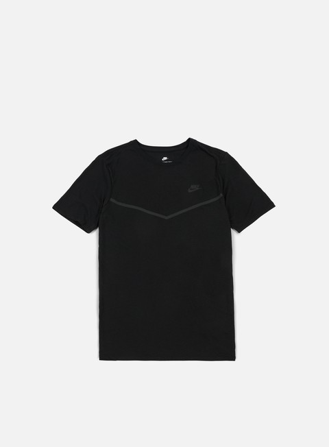 t shirt nike tb tech t shirt black black