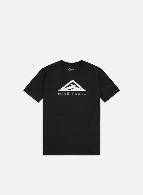 T-shirt a Manica Corta Nike Trail Dri-Fit T-shirt