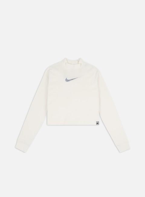 Nike WMNS NSW M2Z Cropped LS T-shirt