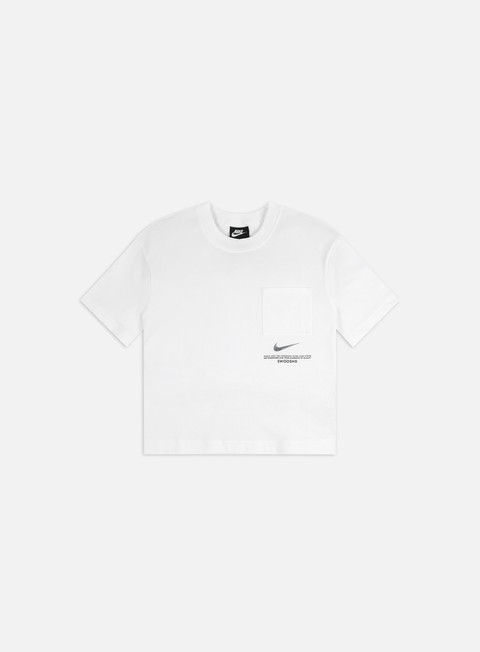 T-shirt pocket Nike WMNS NSW Swoosh Top 2 T-shirt