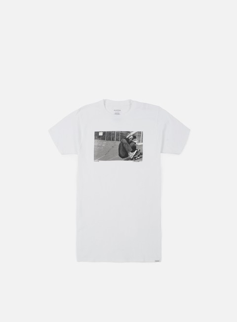 Short Sleeve T-shirts Nixon Asphalt T-shirt
