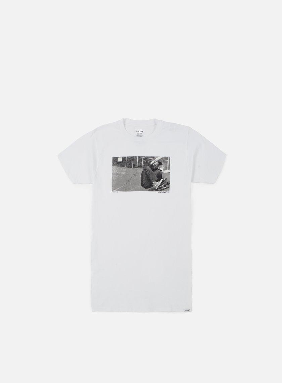 Nixon - Asphalt T-shirt, White