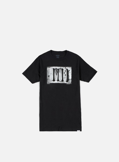 t shirt nixon boarded t shirt black