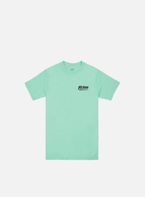 Outlet e Saldi T-shirt a Manica Corta Nixon Chisel T-shirt
