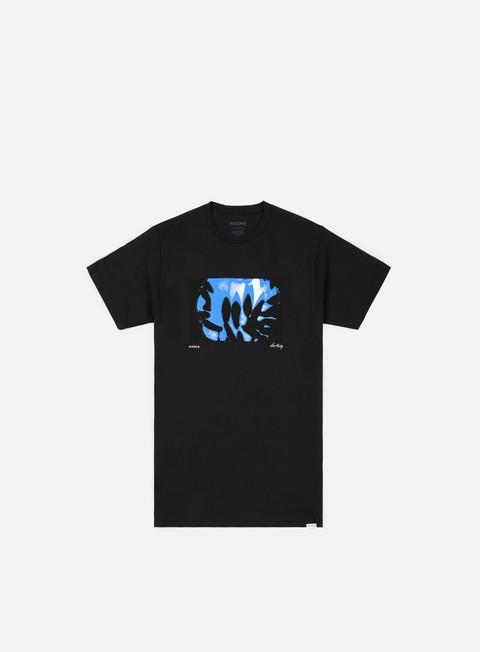 Outlet e Saldi T-shirt a Manica Corta Nixon Conference T-shirt