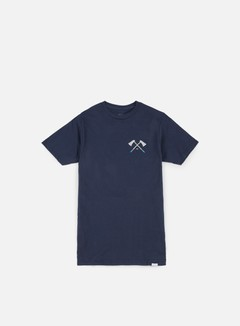 Nixon - Edger T-shirt, Navy 1