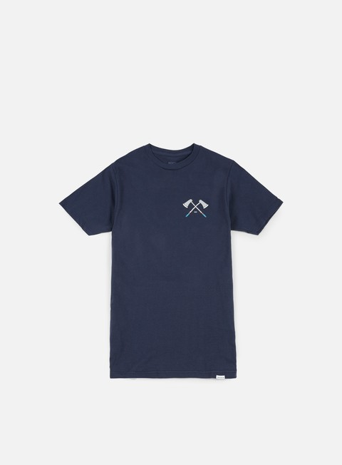 Short Sleeve T-shirts Nixon Edger T-shirt