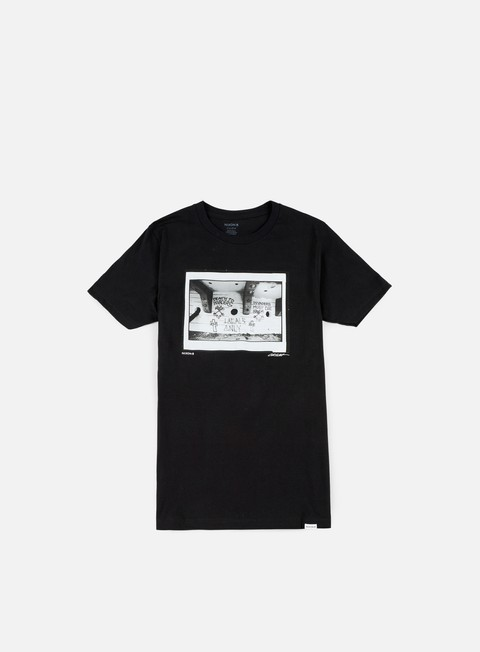 t shirt nixon invaders t shirt black