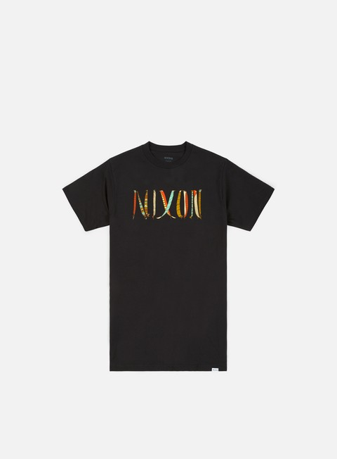 t shirt nixon nest t shirt black
