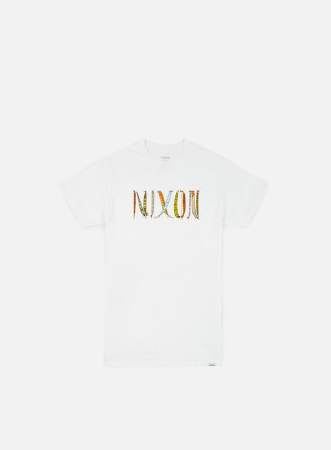 Short Sleeve T-shirts Nixon Nest T-shirt