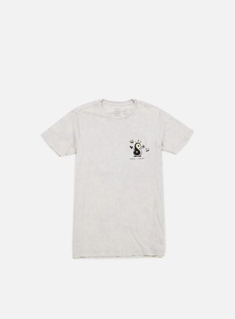 T-shirt a manica corta Nixon Pray For Surf T-shirt