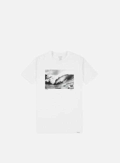 Outlet e Saldi T-shirt a Manica Corta Nixon Rinse T-shirt