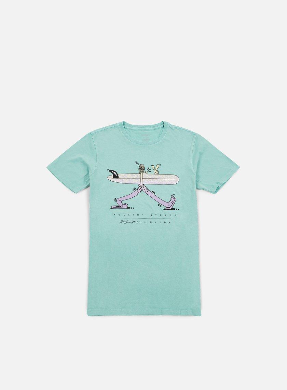 Nixon Rollin Stedy T-shirt