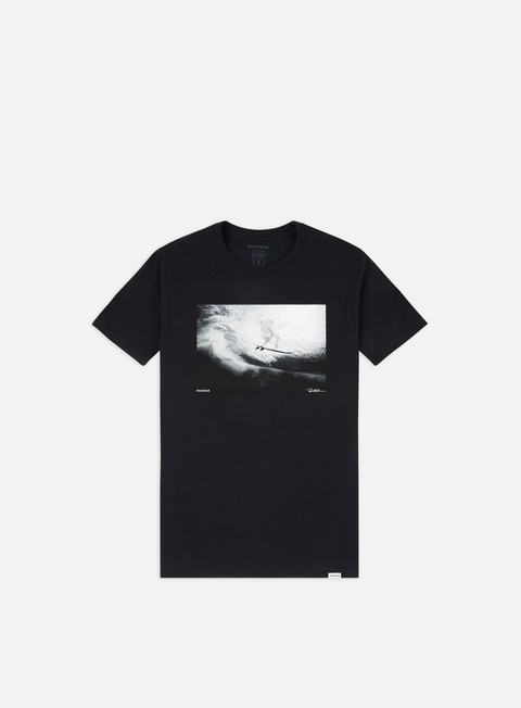 Short Sleeve T-shirts Nixon Sea Thru T-shirt