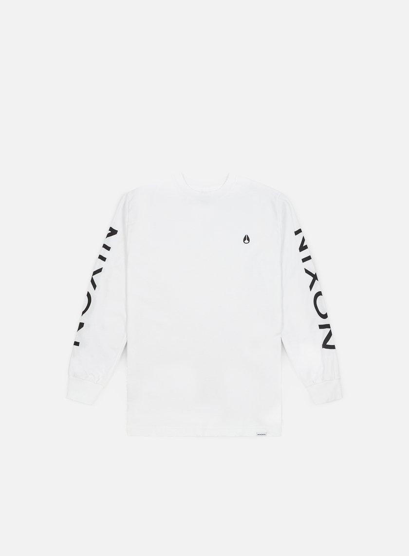 Nixon Sparrow LS T-shirt
